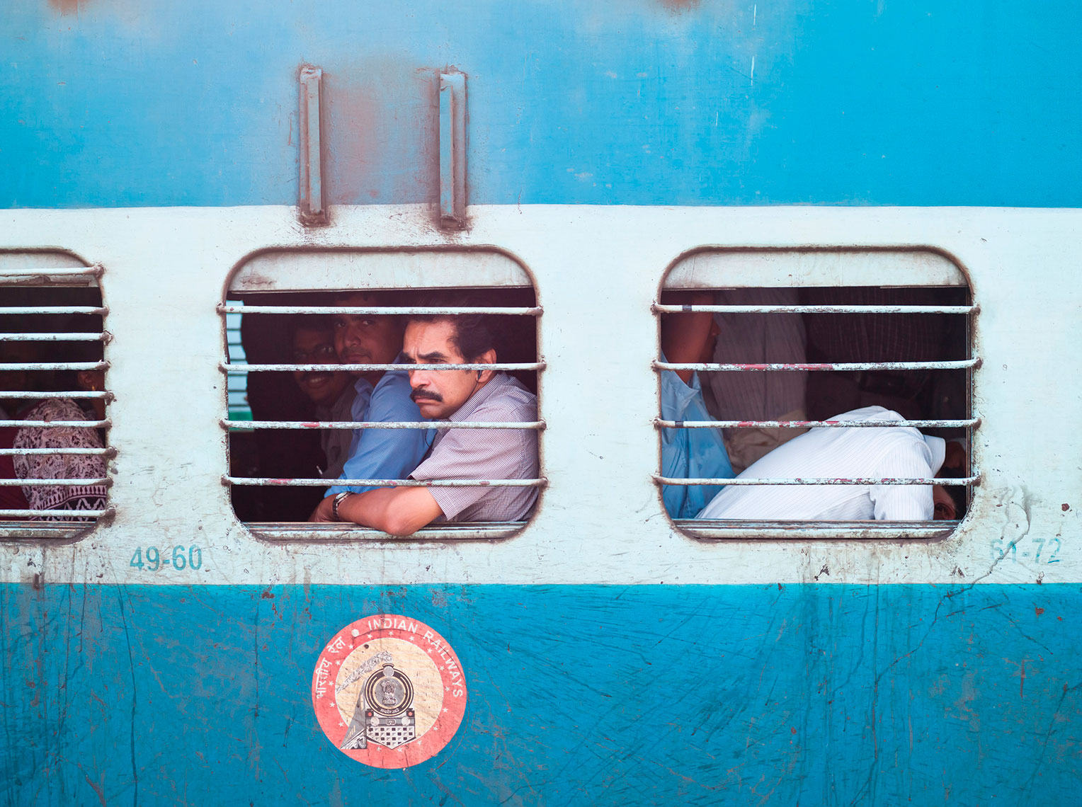 Train Journeys, India