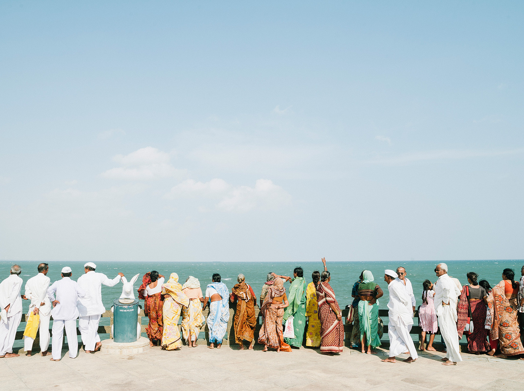 Indian People by the Sea