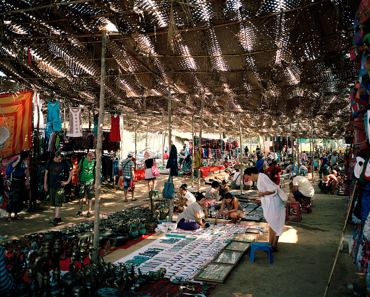 Market in Goa