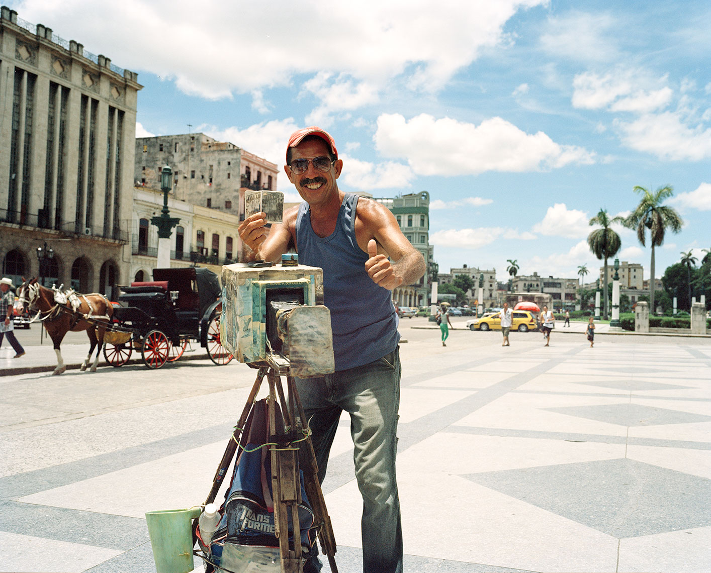 Cuban Photographer